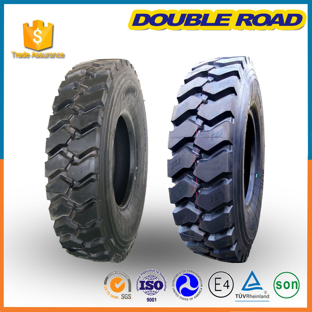 China Professional Shandong Rapid Tyre Off Road Tire Radial Truck 1000 20 Airless Budget Tyres