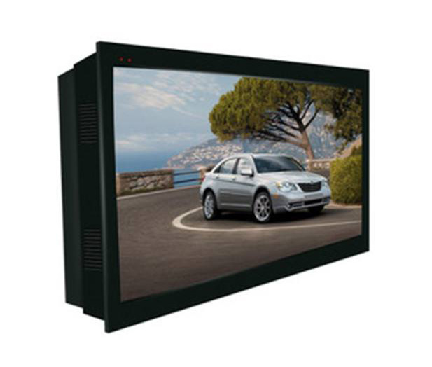 55 Inch Waterproof Digital Signage Media Player for Outdoor