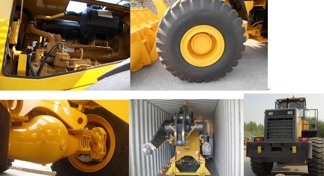 Yn966g Shan Dong Yineng Wheel Loader pictures & photos
