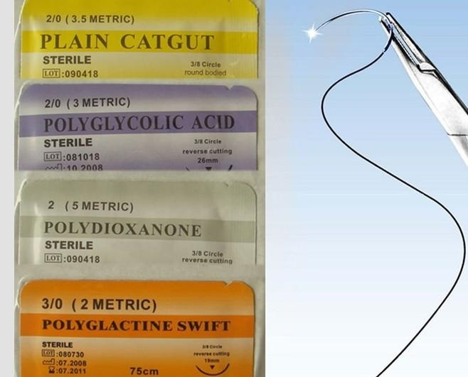 Surgical Suture (absorbable and Nonabsorbable)