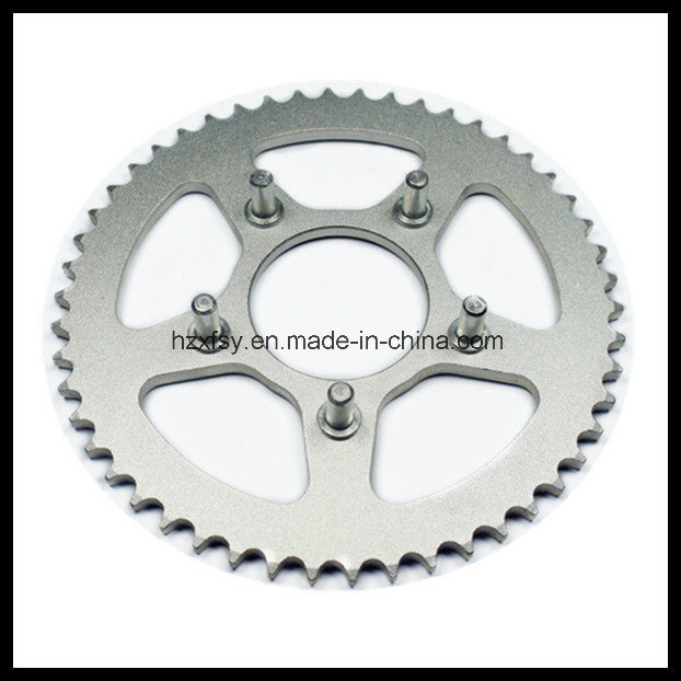 Plated Motorcycle Sprocket pictures & photos