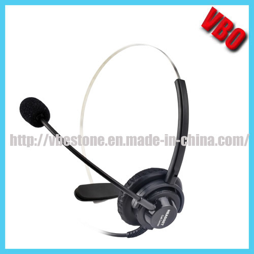 New Sytle Telephone Headset For Call Center With Qd VB 900NC