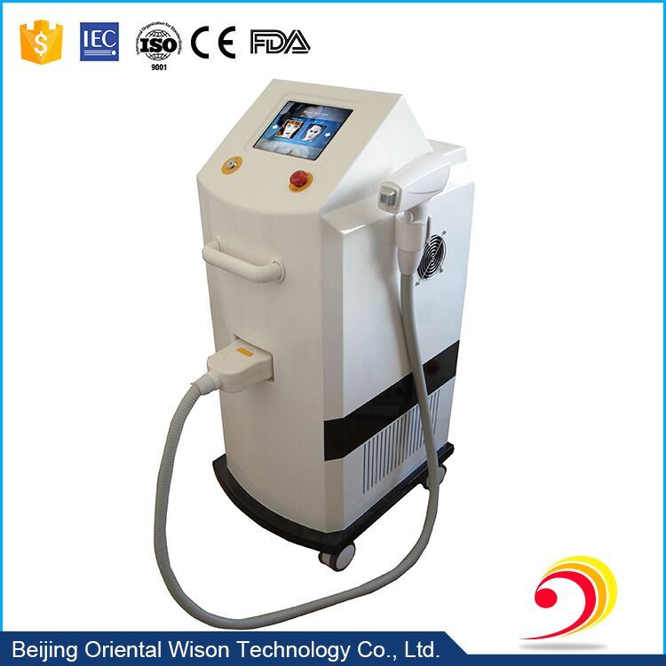 Diode Laser Permanent Hair Removal Machine 808nm