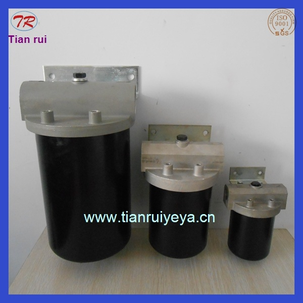 Low Pressure Spin on Hydraulic Oil Inline Filter Housing PLA
