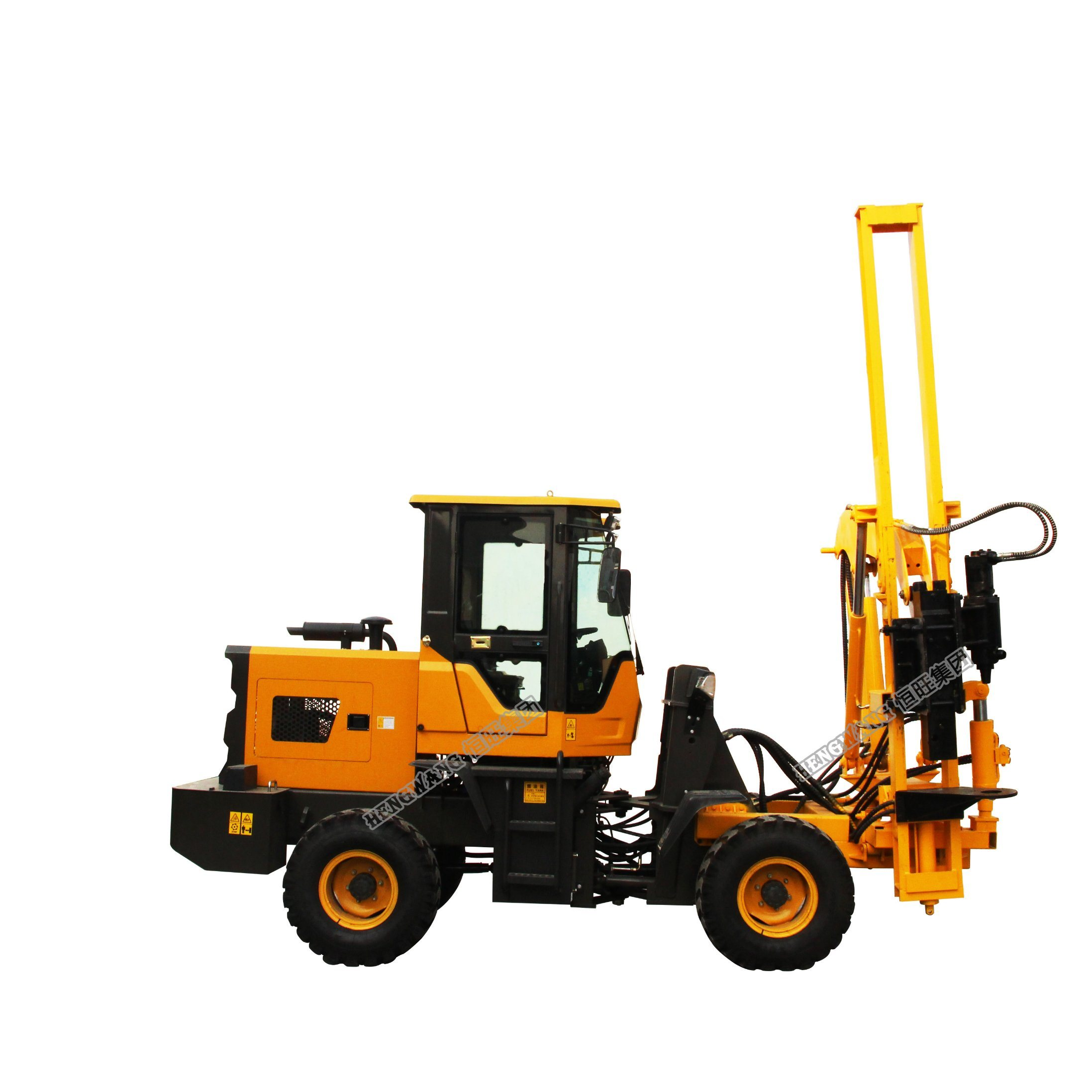 [Hot Item] Hydraulic Press Pneumatic Diesel Hammer Pile Driver