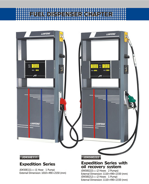 Expedition Series Fuel Dispenser