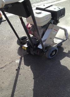Road Crack Chaser Machine (SKC-13) pictures & photos
