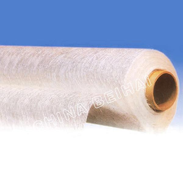 [Hot Item] Fiberglass Pipe Wrapping Tissue Mat