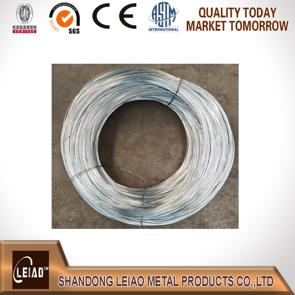 Best Quality Galvanized Wire Factory