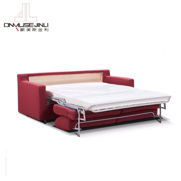 China Factory Storage Colors Optional, Foldable Queen Bed Frame With Storage