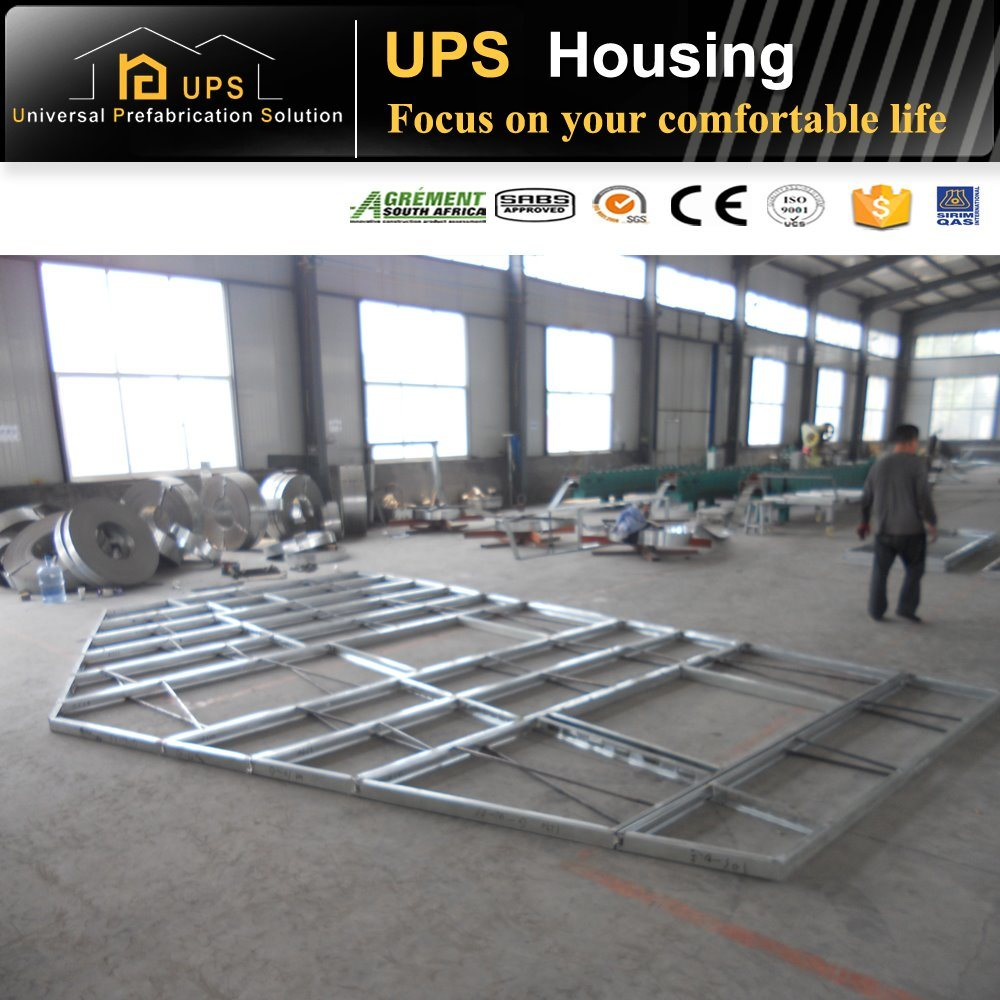 Customized High Quality Steel Movable House for Sale