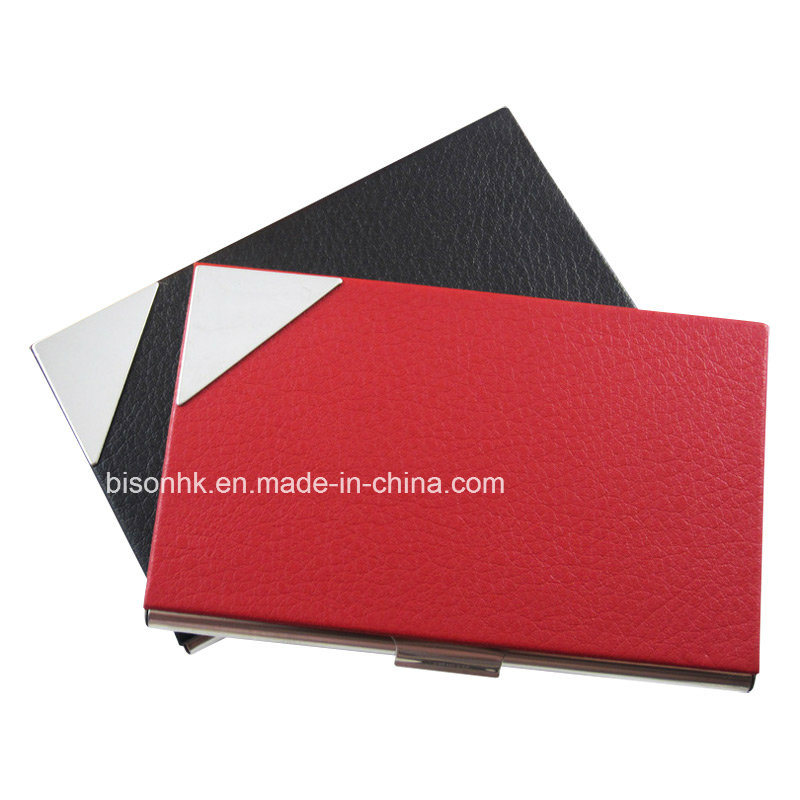 China Personality Design Business Card Holder, OEM Logo Visiting ...