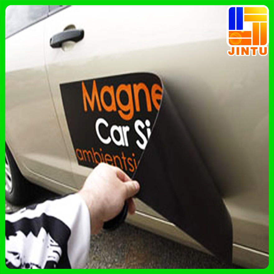Hot Item Custom Design Magnetic Advertising Adhesive Car Sticker
