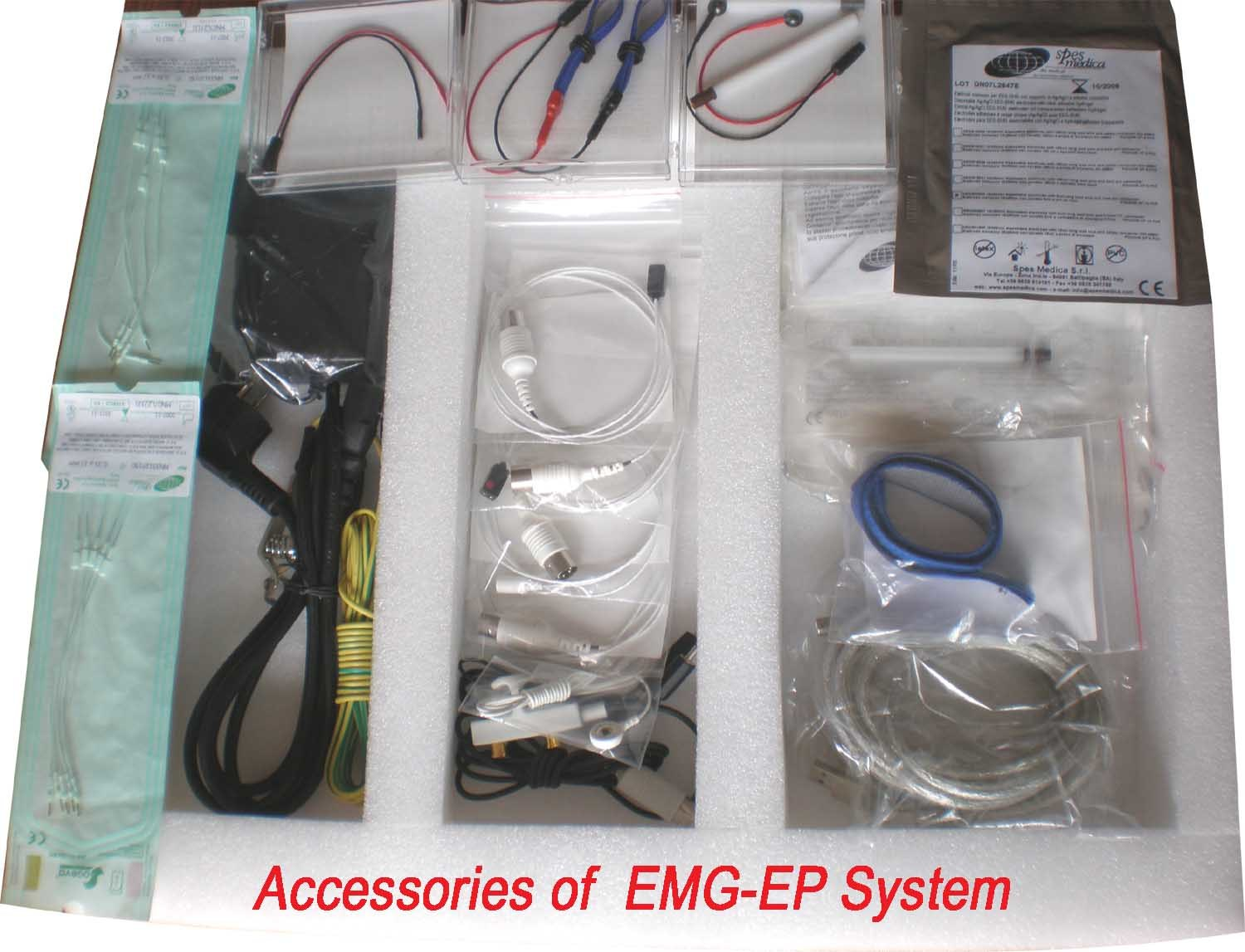 Ce Approved 4-Channel Emg/Ep Systems (NeuroScape) -Fanny