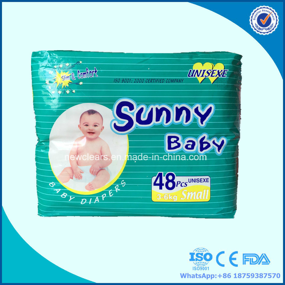 Disposable Baby Diapers Pamper From Quanzhou Manufacturer