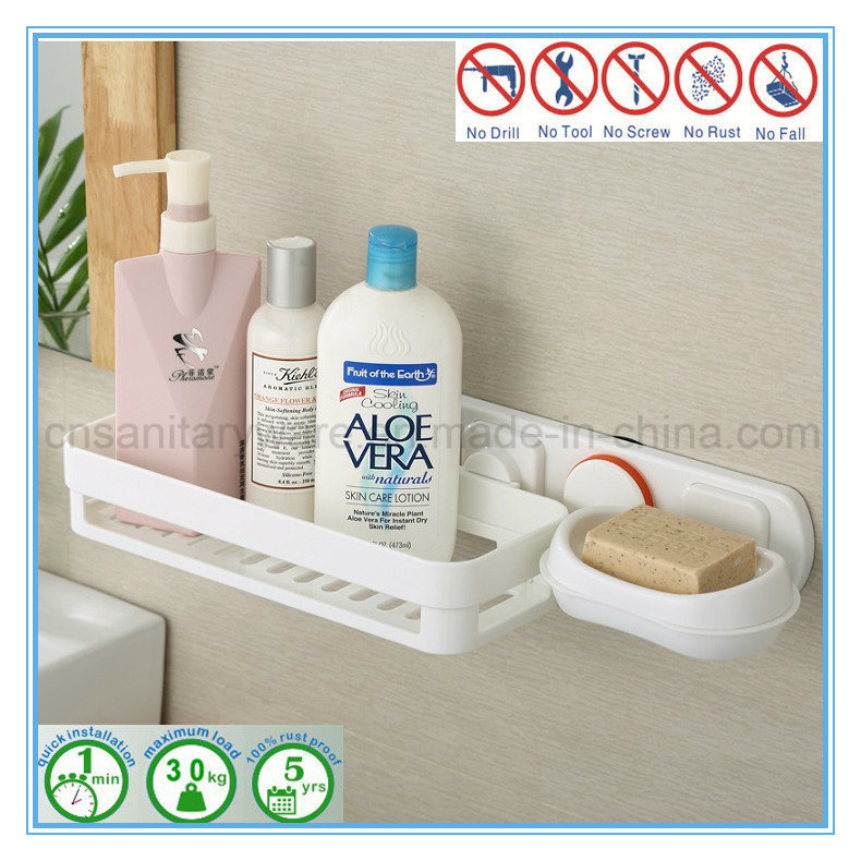 China Innovative Shower Caddy Shelf Organizer with Suction Cup ...
