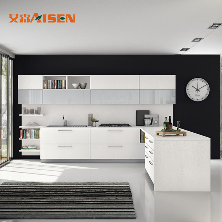[Hot Item] Kitchen Collections Small Apartment Kitchen Cabinets