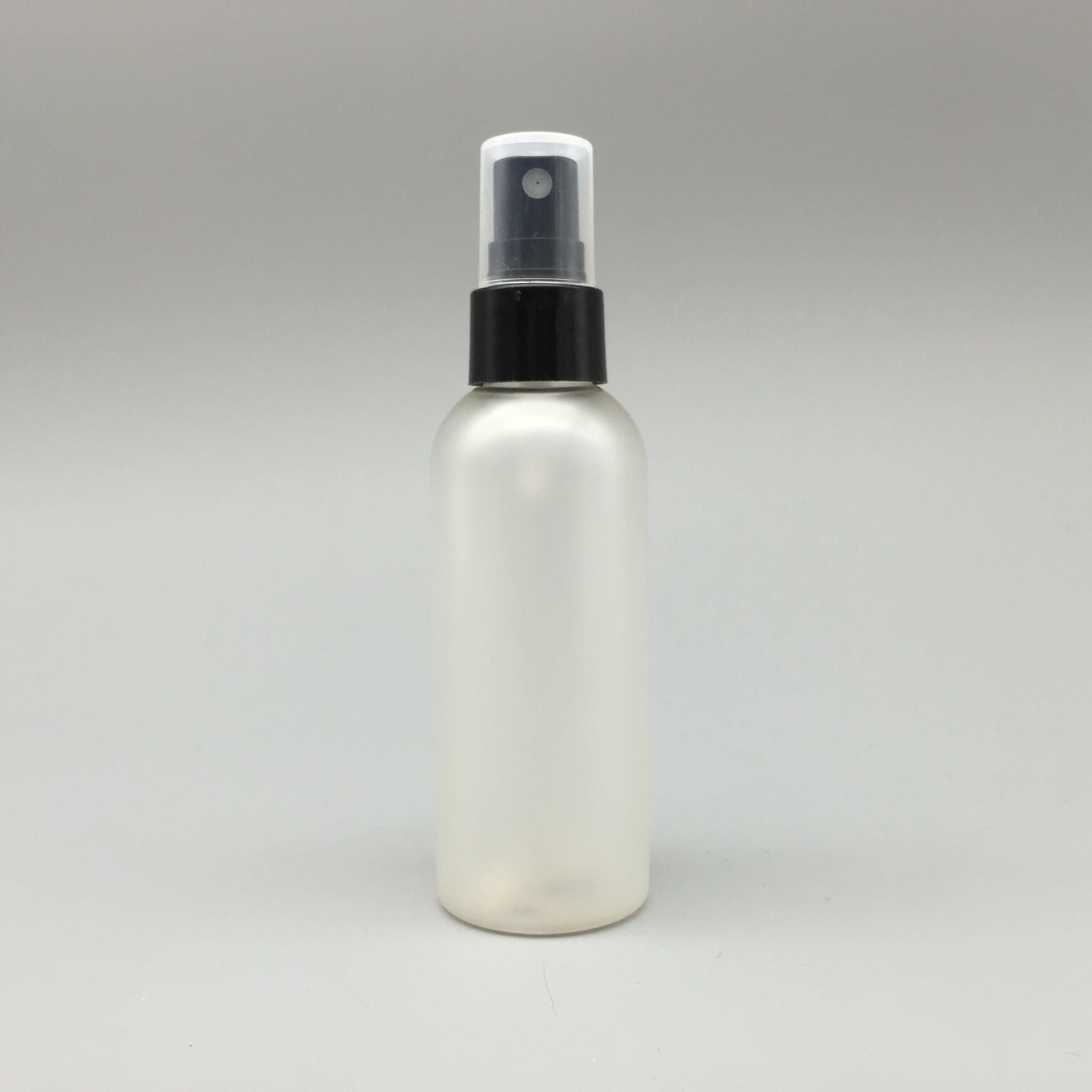 80ml Pet Bottle Plastic Round Shoulder for Cosmetic packaging