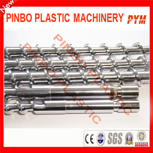 Nitrided Single Screw Barrel for Extruder Machinery pictures & photos