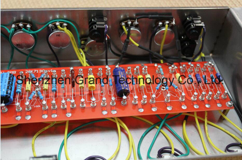 China 18W Tmb Hand Wired Tube Guitar Amplifier Chassis (G