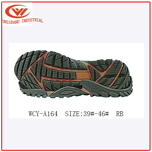China Fashion Design Delicate Jobdesigning Rubber Outsole For Making Trekking Shoes China Sports Outsole And Climbing Sole Price