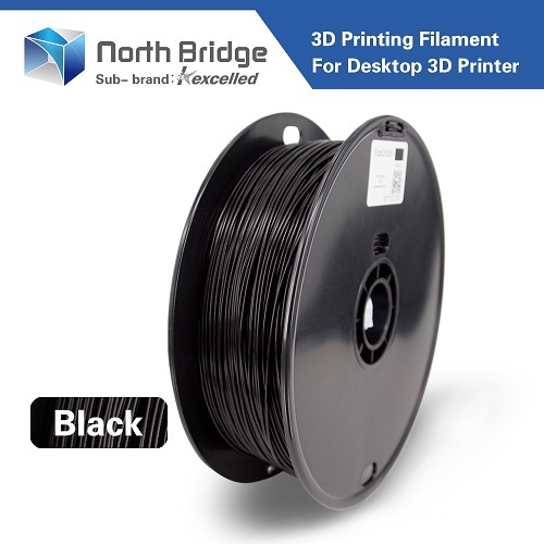 1.75mm 1 kg Spool Basics PLA 3D Printer Filament Glow