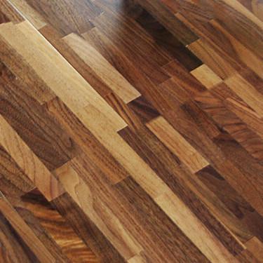 China Black Walnut Engineered Wood Flooring Multi Strip China Wood