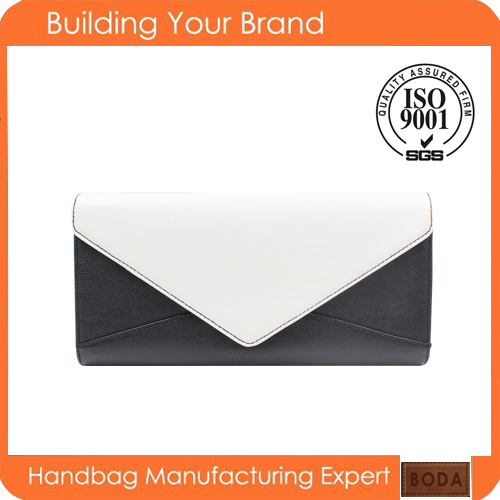 New Design Fashion Ladies Brand Wallets Clutch Bag