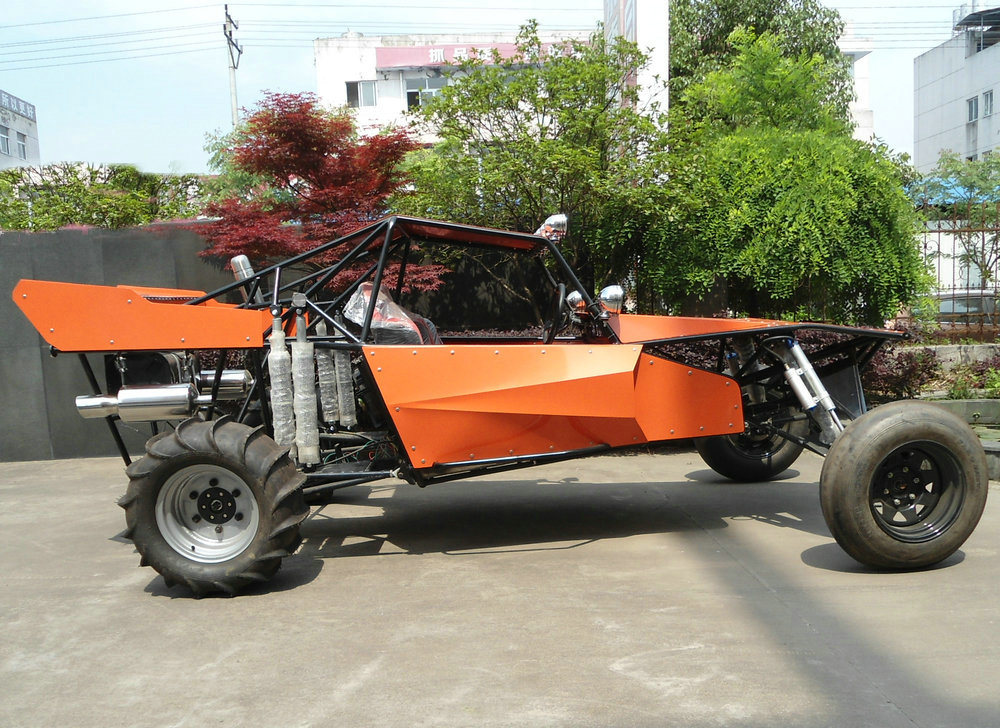 Hot Promoting Completely Assembled 2 Seats Sand Buggy Chassis pictures & photos