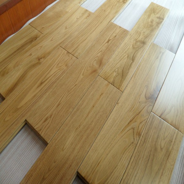 China Household Wide Plank White Oak