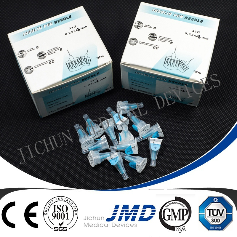 Disposable Insulin Pen Needle for Novopen Disposable Insulin Syringe pictures & photos