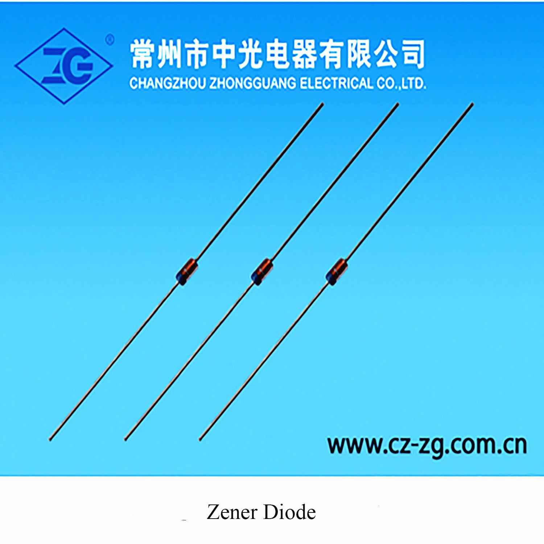 China 10v 24v 25a 103a 1n4740a 1n4749a Zener Diode Tester Rectifier