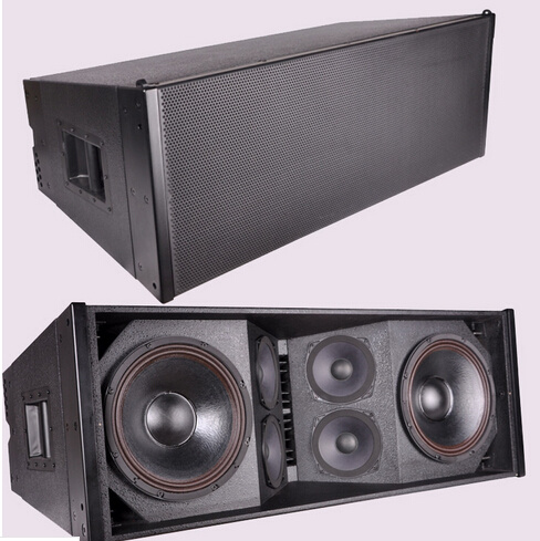 "Dual 12"" Inch New Line Array Loudspeakers Made in China L 12 pictures & photos"