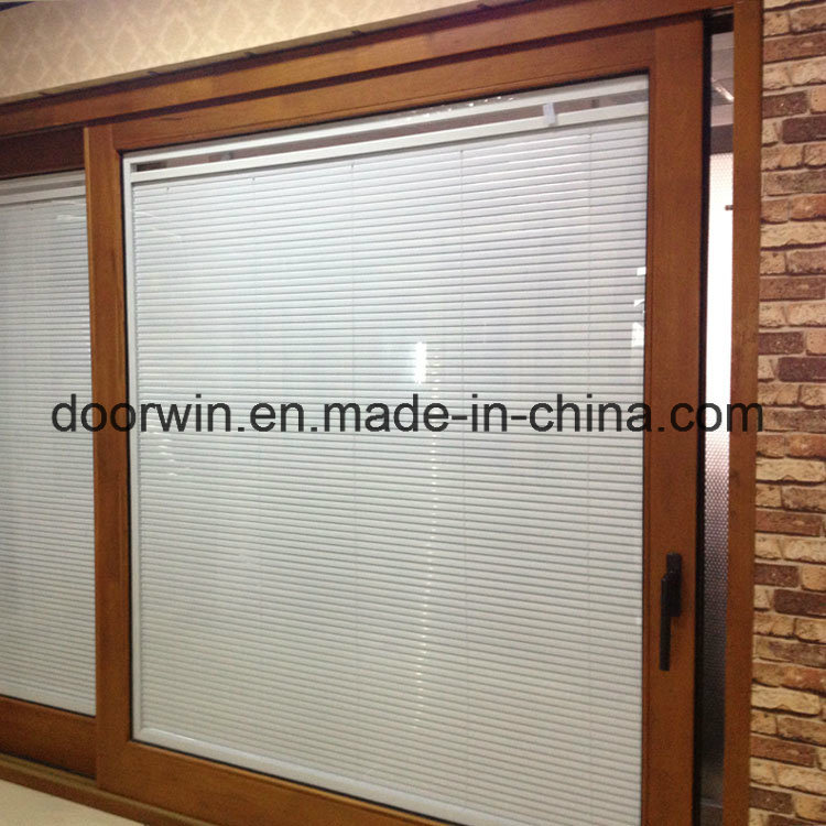 China Adjule Louvers Roll Slap Shutter System Lift Sliding Door American Style Solid Wood