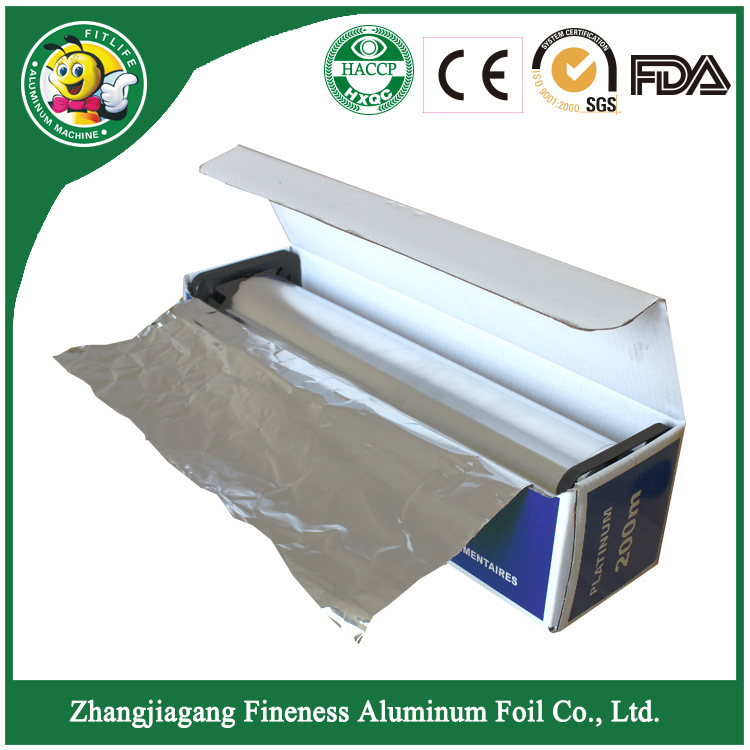 Customized High Quality Corrugated Aluminum Foil pictures & photos