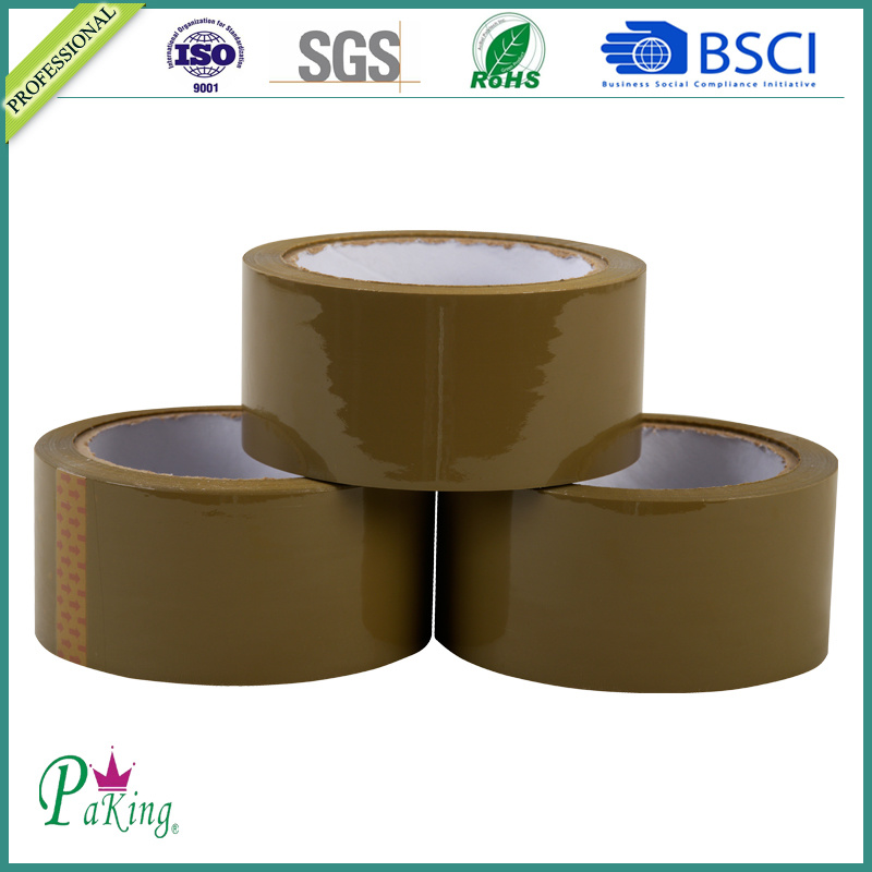 High Quality Brown Low Noise OPP Packing Tape pictures & photos