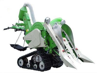 Mini Rice/Wheat Combine Harvesting Machine, Harvester pictures & photos