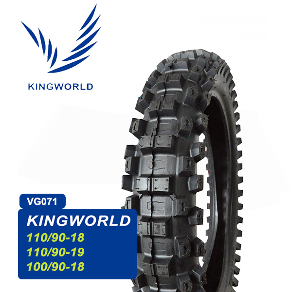 China Factory Made Enduro Motocross Tire 110/90-19 110/90-18 100/90-18
