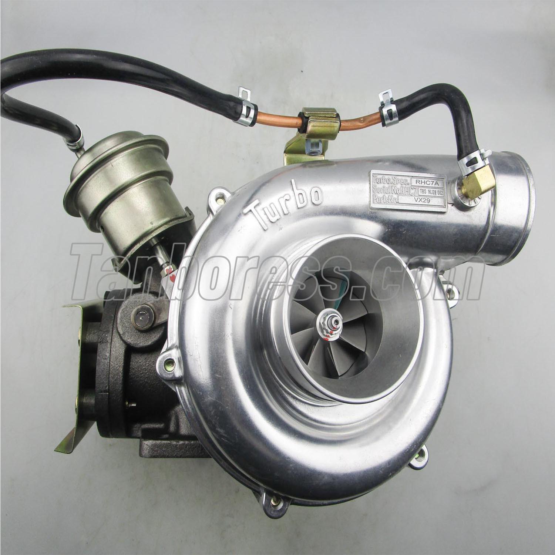 China VA250041 RHC7A turbo chra turbocharger for Hino Truck Photos