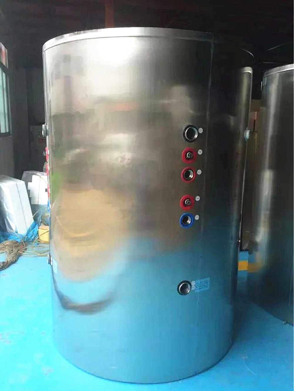 China Hot Water Reservation Tank (100L to 5000L) Photos & Pictures ...