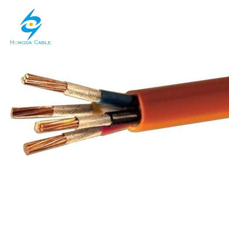 China Fire Resistant Electrical Cable Cu/Mgt/XLPE/5hf2/Swa/5hf2+UV ...