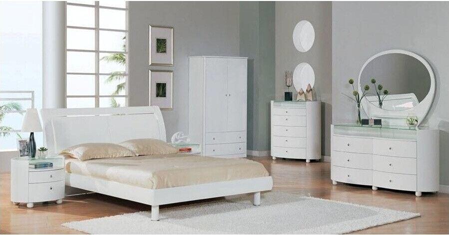 China Modern Legant Queen Size Bedroom Set Bedroom Set Furniture Solid Wood Bedroom Set China Solid Wood Furniture Bedroom Furniture Set