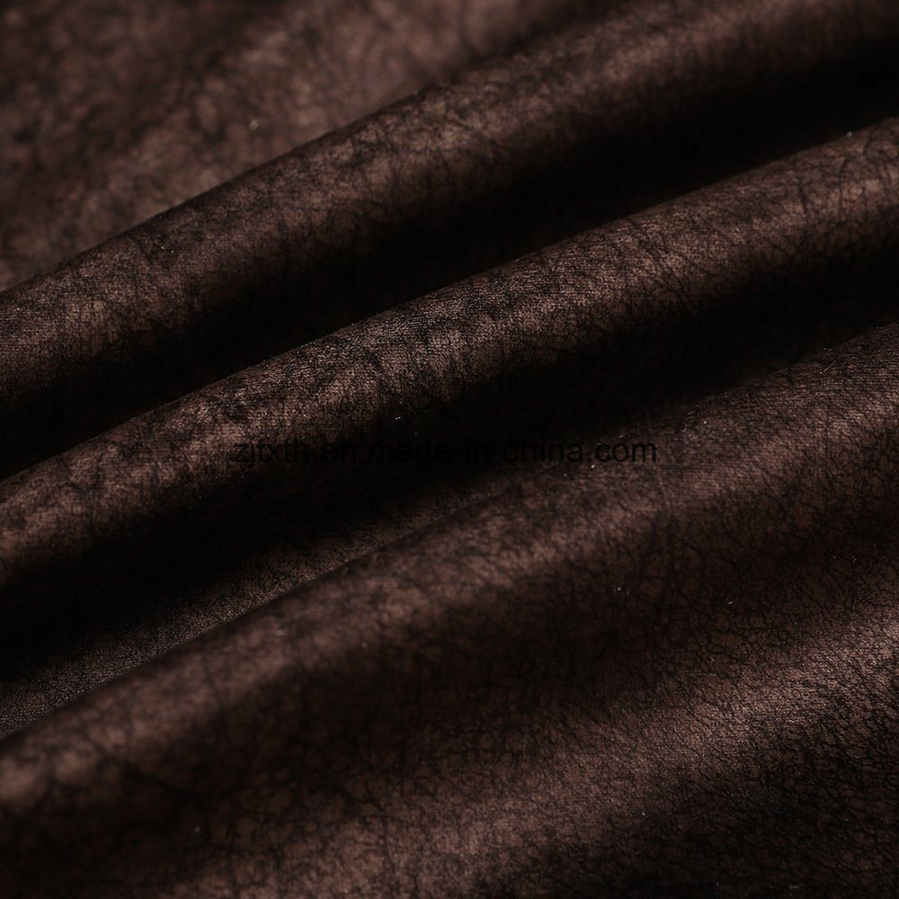 2018 New High Quality Velvet Fabric For Sofa Fhp004