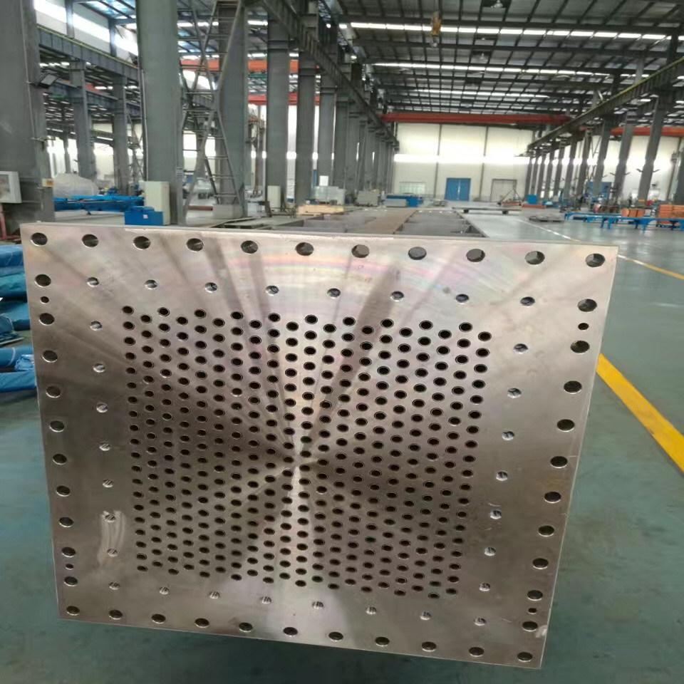 China Bimetal Stainless Steel Copper Titanium Plate Tube
