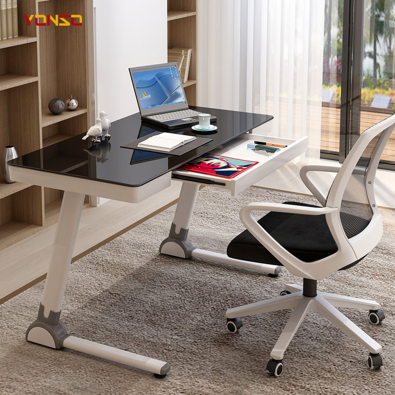 online retailer 4df44 1a5a4 [Hot Item] Nice Design Computer Desk PC Table