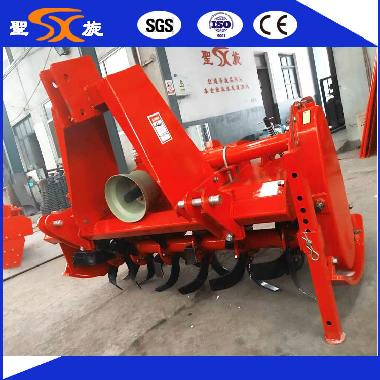 [Hot Item] European Standards Variable Speed Tractor Pto Rotary Tiller with  Ce Certificate