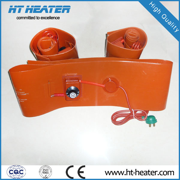 Hongtai Flexible Silicone Rubber Heater