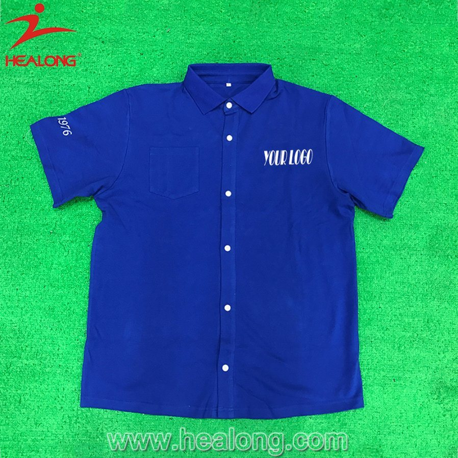 Custom Sublimation Sportswear Polo Shirt Wholesale Men Polo Clothing pictures & photos