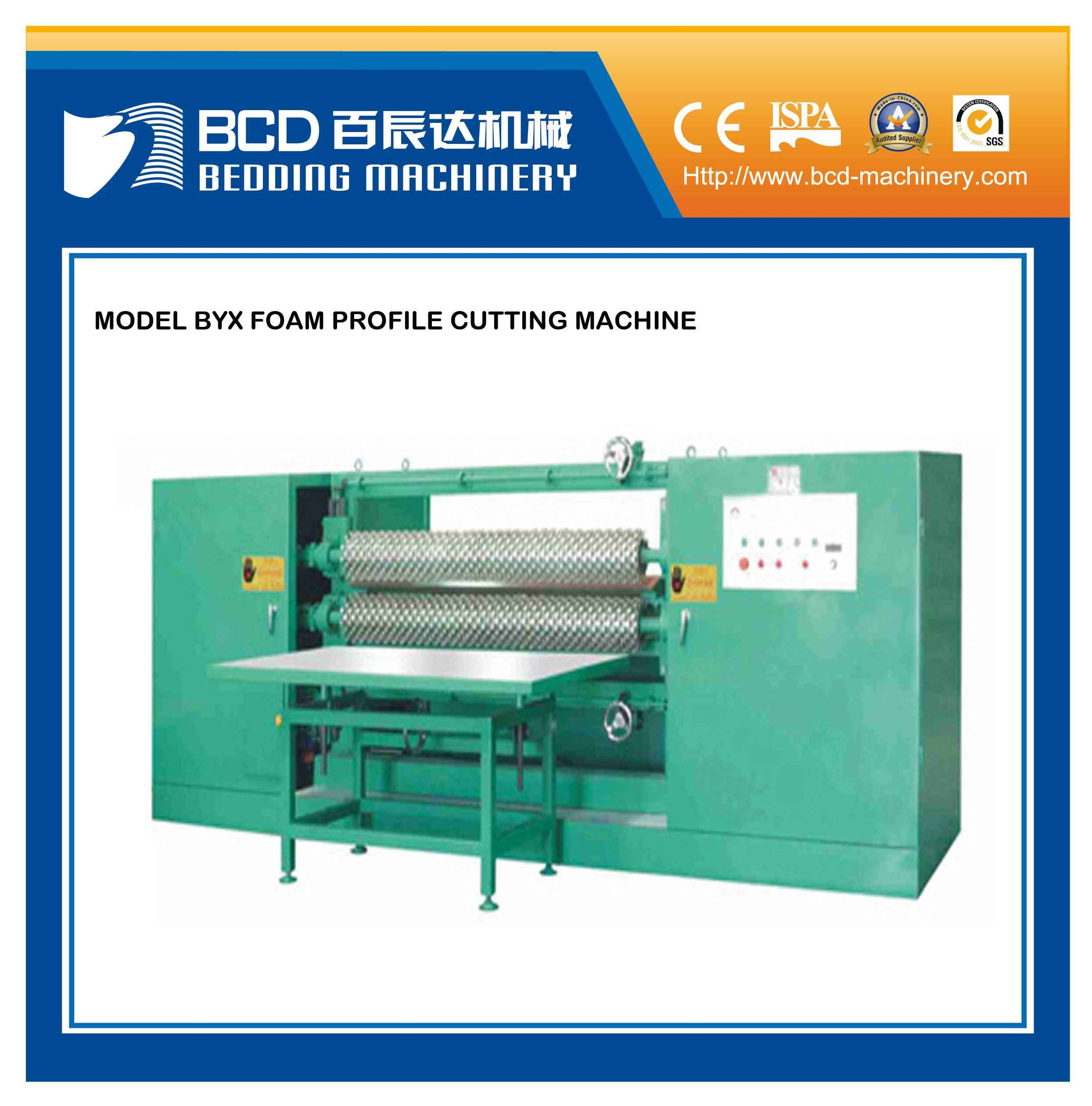 Foam Profile Cutting Machine (BYX)