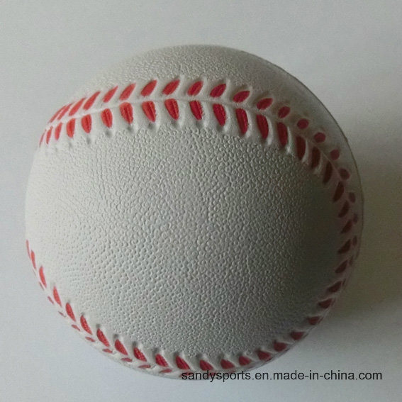 Popular Promotion PU Foam Stress Baseball pictures & photos